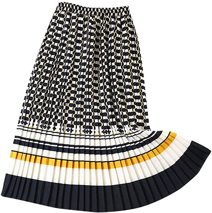 Faldas Mujer Largas Verano 2019 Elegante Tallas Grandes ...
