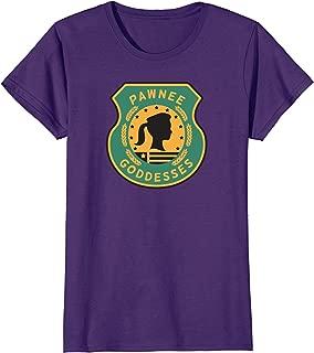 Womens Womens Ladies Girls Pawnee Goddesses Scout Shirt