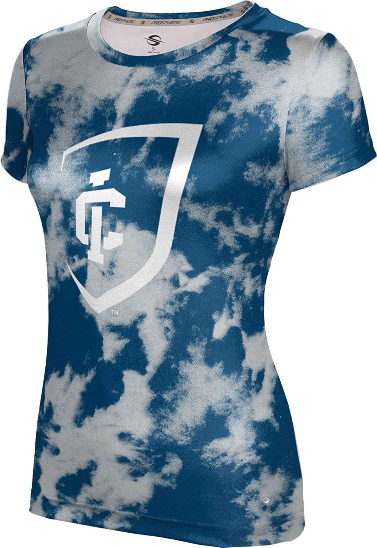 ProSphere Ithaca College Girls' Performance T-Shirt (Grunge)