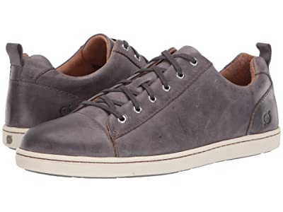 Born Allegheny (Grey Full Grain Leather) Men