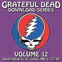 Download Series Vol. 12: Washington U., St. Louis, MO 4/17/69 (Live)