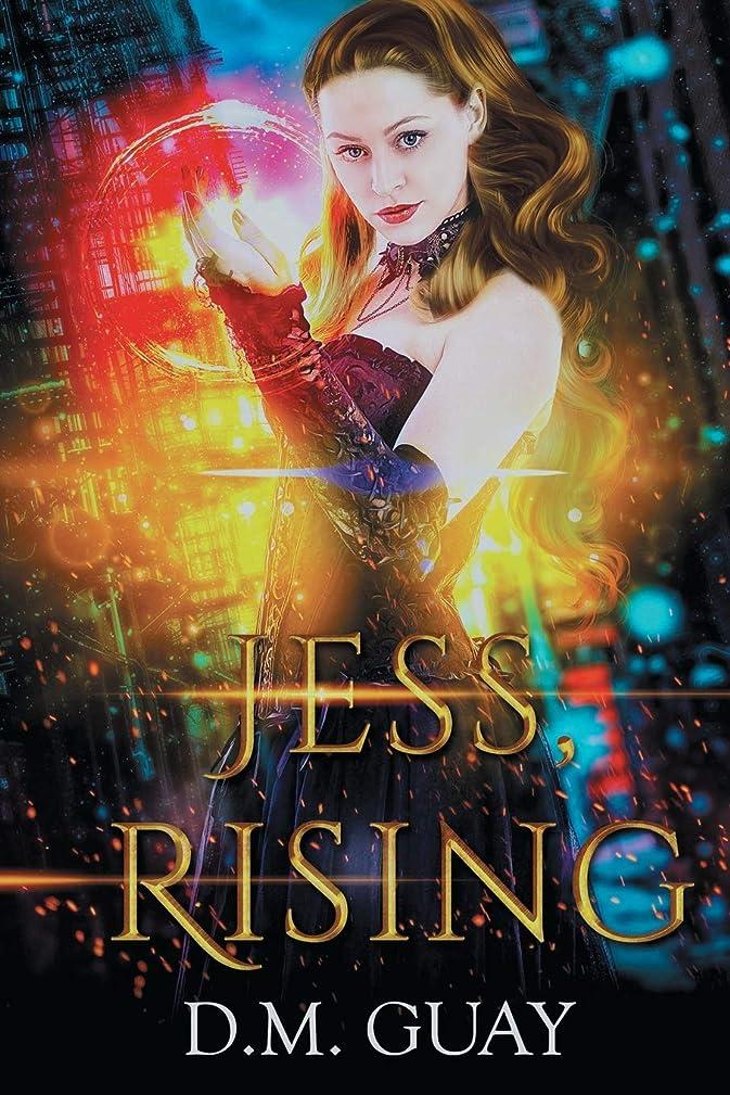 Jess, Rising (Guardians of Salt Creek) (Volume 1)