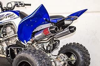 06-14 Yamaha RAPTOR700: Big Gun Exo Series Dual Complete Exhaust