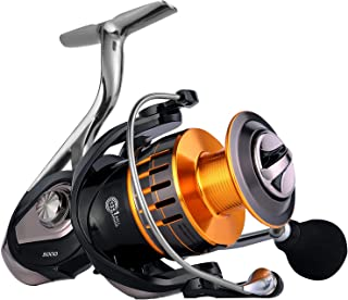Sougayilang Fishing Reel 13+1BB Freshwater Spinning Reel...