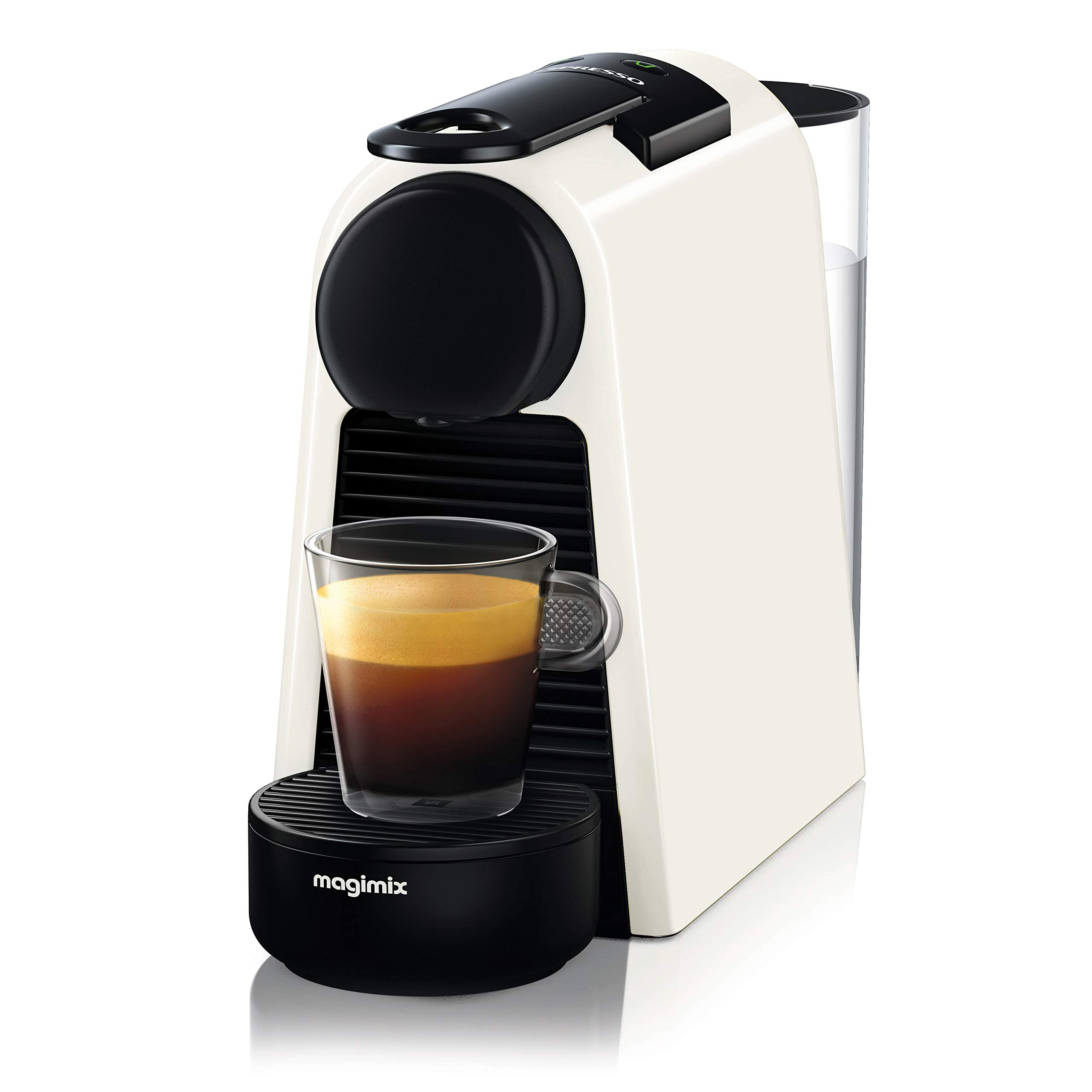Nespresso Magimix Essenza Mini M115 - Koffiecupmachine - Pure White: Amazon.es: Hogar