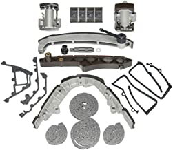 Timing Chain KIT Water pump 11511742598 For BMW E39 M62 740I LAND ROVER RANGE ROVER 4.4L PA856 5415