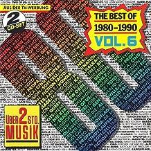 80er Jahre Tophits (6) (Compilation CD, 28 Tracks)