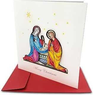 Jesus, Mary & Joseph