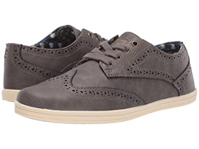 Ben Sherman Nick Wingtip (Dark Taupe PU) Men