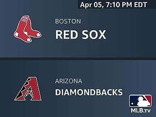 Boston Red Sox at Arizona Diamondbacks