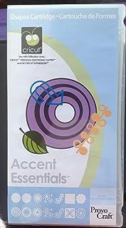 Cricut Cartridge Accent Essentials 2007