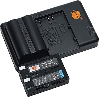 バッテリーパック NP-400 互換バッテリー 2個 + 充電器 セット (大容量 2300mAh USB 急速充電) Pentax D-LI50,K10D GP K10D Grand Prix K20D Konica Minolta NP 4...