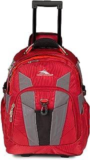 High Sierra Xbt-Business Rolling Backpack