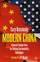 Modern China: Financial Cooperation for Solving Sustainability Challenges
