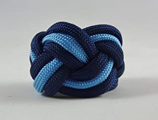 Bear Neckerchief Slide Woggle Cub Scout Turks Head Knot