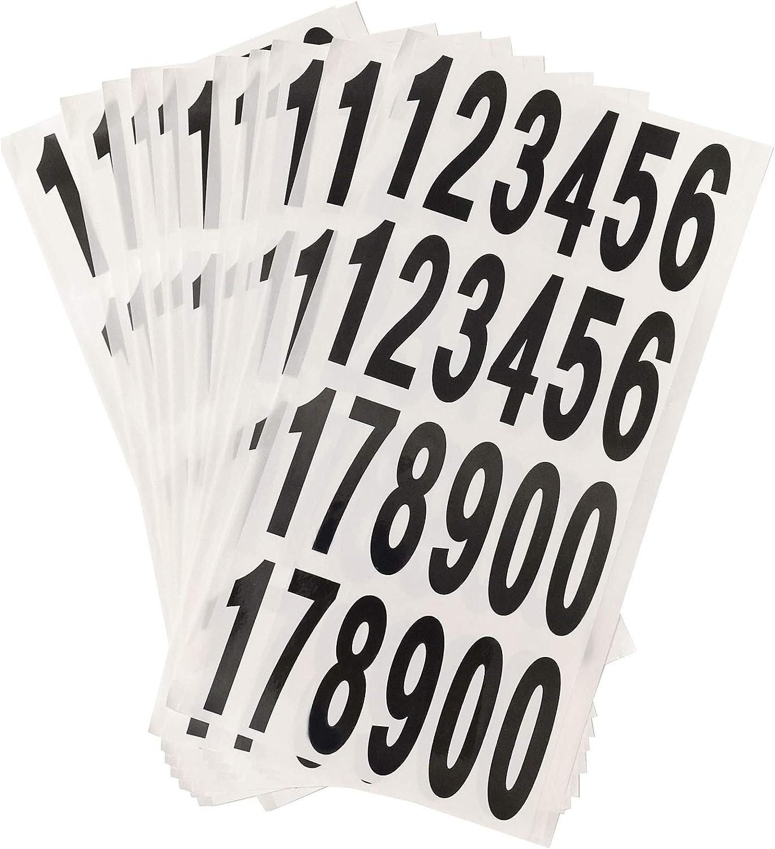 Mailbox Sales Numbers Stickers Waterproof for Cellph 55% OFF Classroom Door