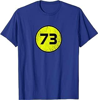 Sheldon Number 73 T-Shirt