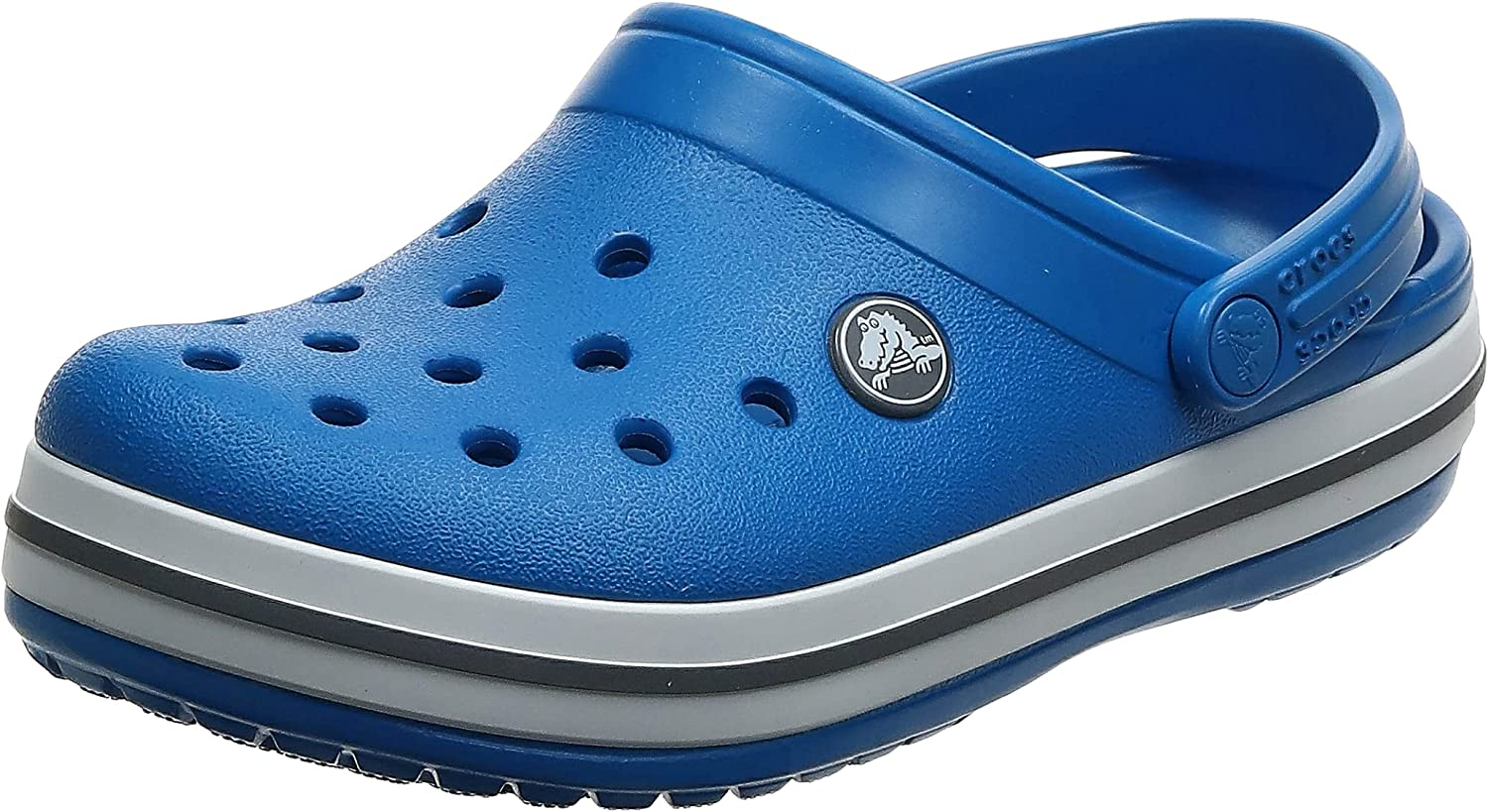 Crocs Kids' Crocband Clog   Slip On Shoes for Boys and Girls   Water Shoes
