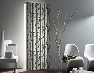 Silver Birch - J21517 - Forest Tree Grey Wood Twig - Muriva Wallpaper