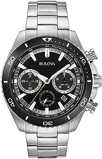 [ブローバ] Bulova 腕時計 Stainless Steel Men's Chronograph Watch クォーツ 98B298 【並行輸入品】