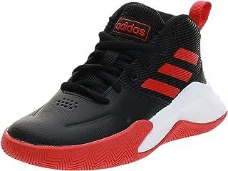 adidas Ownthegame K Wide, Zapatillas de Baloncesto Unisex niños, EU