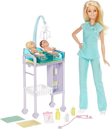 barbie embarazada con bebe en Oferta
