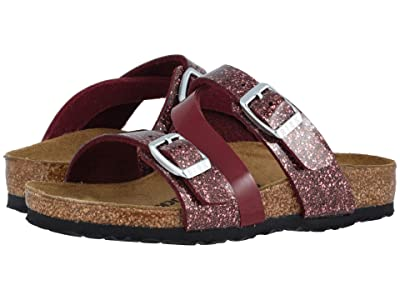 Birkenstock Kids Salina (Toddler/Little Kid/Big Kid) (Cosmic Sparkle Port Birko-Flortm) Girls Shoes