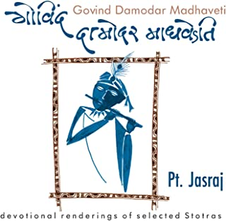 Best jasraj govind damodar madhaveti Reviews