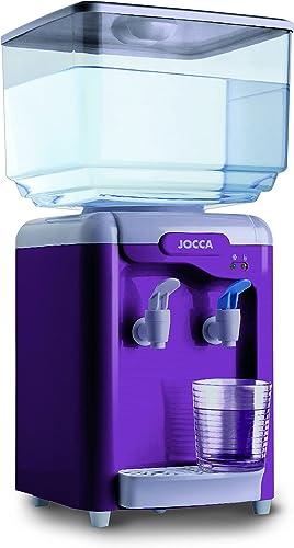 Jocca - 1102m - Distributeur d'eau froide avec reservoir de 7l violet