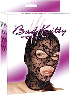 Bad Kitty Exotic Wear hoofdmasker, zwart.