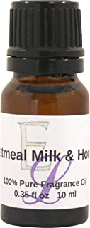 Oatmeal Milk And Honey Fragrance Oil by Eclectic Lady, 10 ml, Premium Grade Fragrance Oil, Perfect for Aromatherapy, Soaps...
