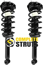 Rear Quick Complete Struts & Coil Spring Assemblies Compatible with 2000-2003 Nissan Maxima (Pair)