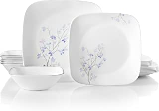 purple corelle dinnerware