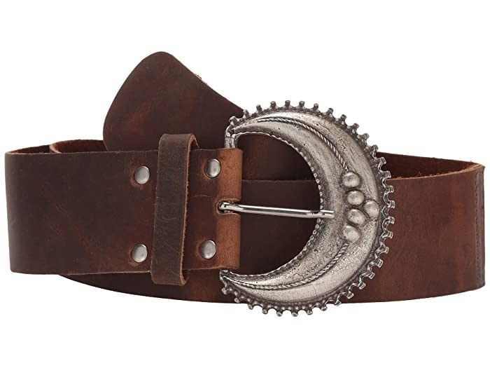 Leatherock Emeline Belt (Tobacco) Women