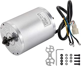 BestEquip 2000W 60V Brushless Motor Kit 42A 4250RPM High Speed Electric Scooter Motor Without Mounting Bracket Bicycle Mot...
