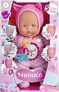 comprar comparacion Nenuco de Famosa- 700014781 Muñeco Blandito 5 funciones, Color rosa , color/modelo surtido