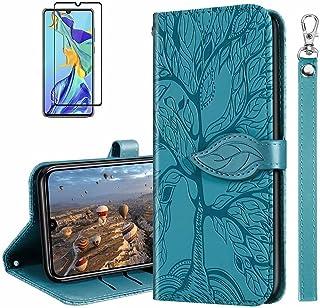MUTOUREN Hoesje voor Xiaomi Redmi Note 10 Pro/Note 10 Pro Max PU Lederen Case Flip Wallet Cover Magneet Beschermende Anti-...