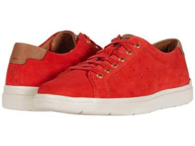 Rockport Total Motion Lite Lace To Toe LTD (High Risk Red) Men