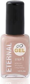 1 Unit, Nude: Eternal Nail Polish - Long Wearing Fast Drying Enamel: Nude