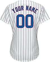 Showcool Custom All Baseball Teams Jerseys Personalized Any Name and Number Jerseys for Mens Womens Youth