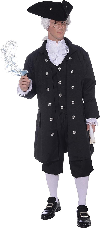 Forum excellence Novelties Men's Ultra-Cheap Deals Founding Patriotic Father Costume Adult