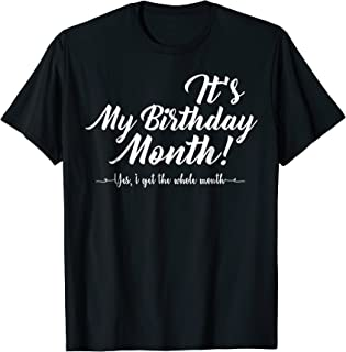 Best its my birthday month Reviews