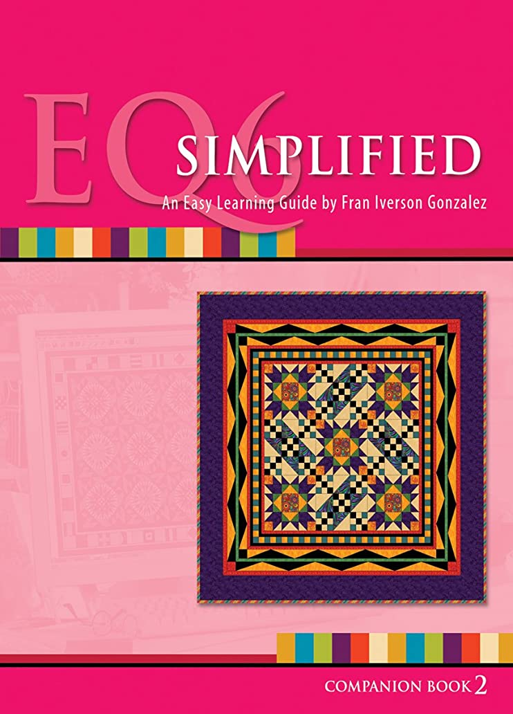 The Electric Quilt Co. EQ6 Simplified Book- xli0499485