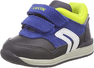 Geox Baby Boy's B Rishon Low-Top Sneakers