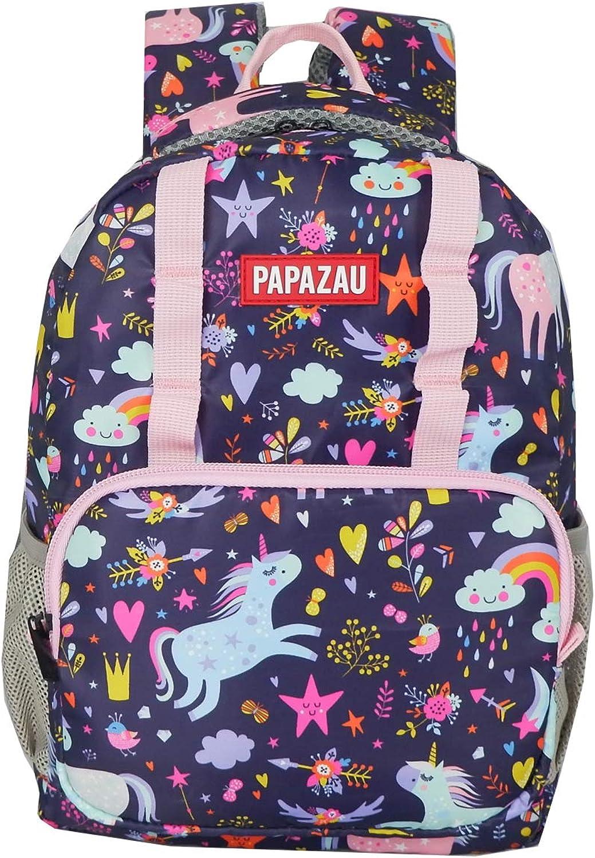PAPAZAU Kids Super sale Toddler Backpack Atlanta Mall Cute Unicorn Zoo Dinosaur B Animal