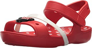 33e636a26 Crocs Lina Minnie Red Sandals for girls in India - Buy at Lowest ...