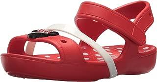 crocs Kids' Lina Minnie Mouse Sandal