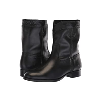 Frye Cara Roper Short (Black) Women