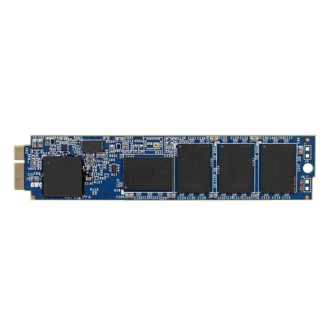 信頼性のあるシリンダーお風呂OWC/その他のワールドコンピューティング 250GB Aura Pro 6G SSD/フラッシュ内蔵ドライブ 2012 MacBook Air用 アップグレード