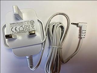 Vit 6 V 800 mA strömbrytare för modell S006MB0600080 för Tommee Tippee
